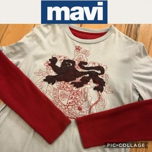 Mavi Men Long Sleeve T-shirt
